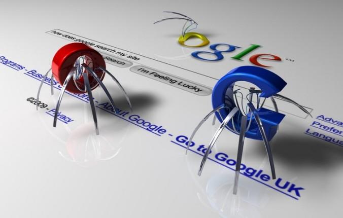 Arañas de google